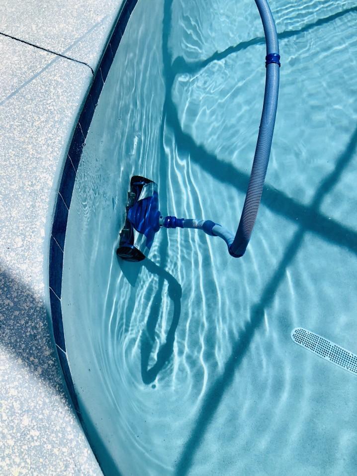 aspirateur piscine