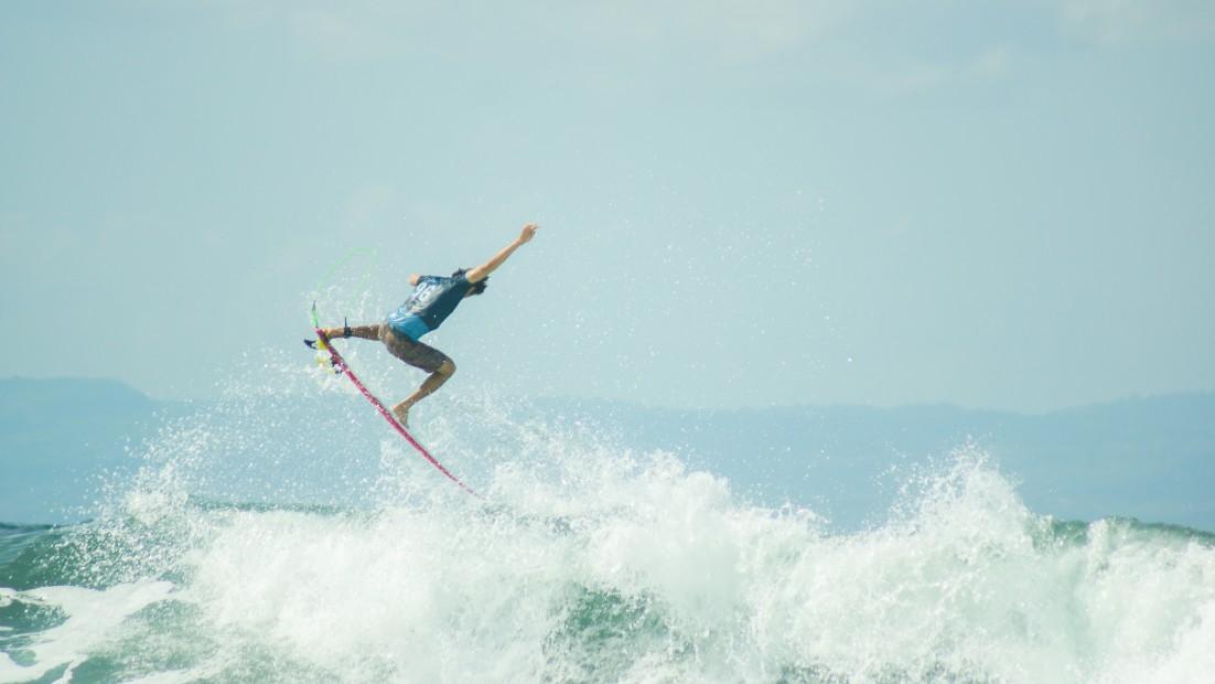 compétition de surf