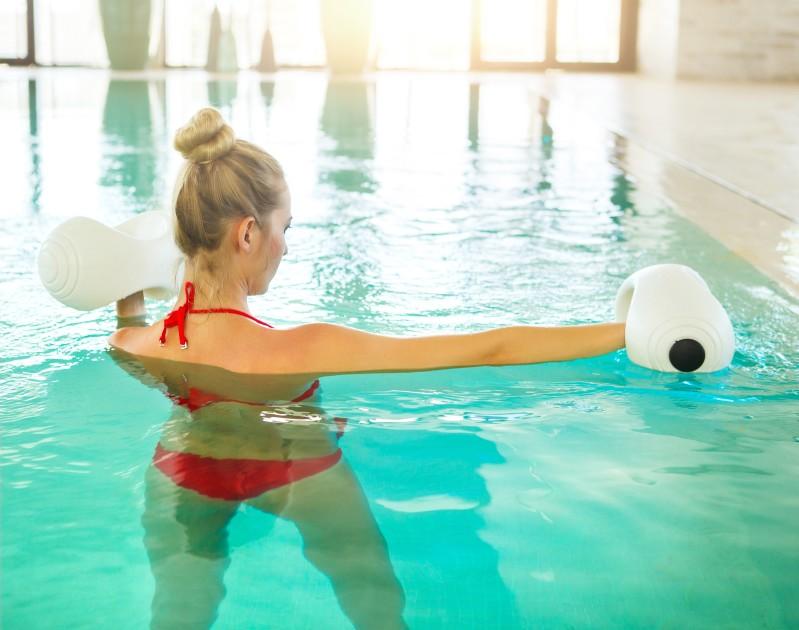 exercice piscine