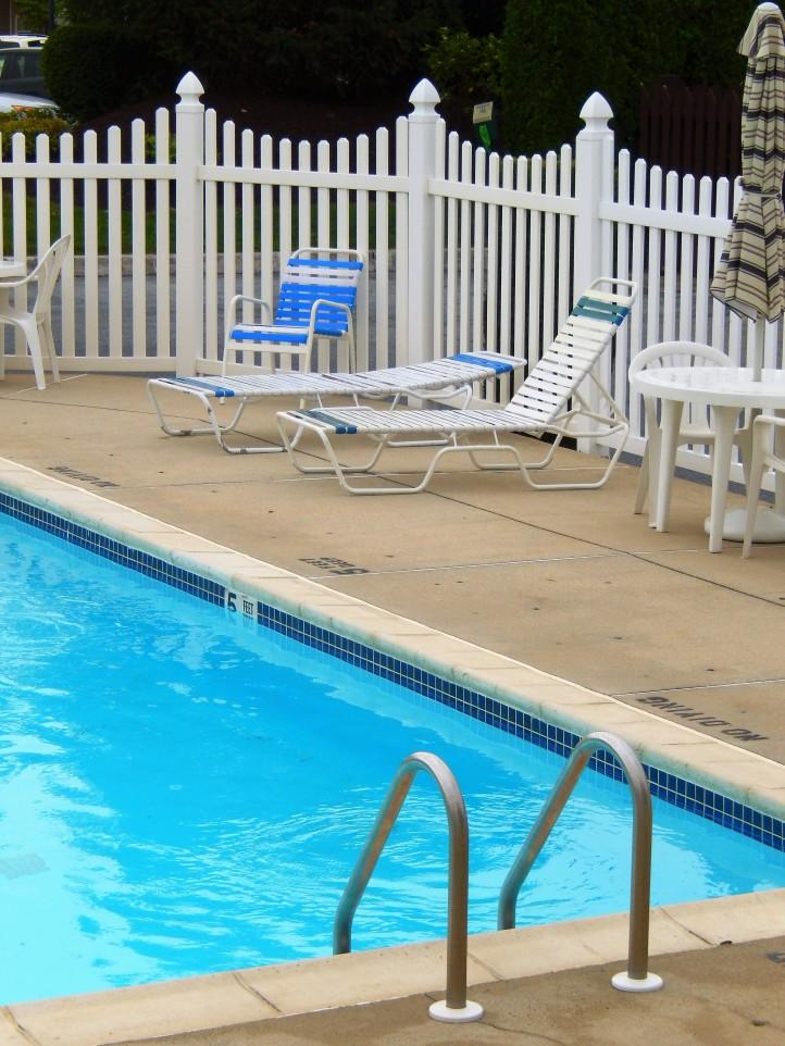 idée clôture piscine
