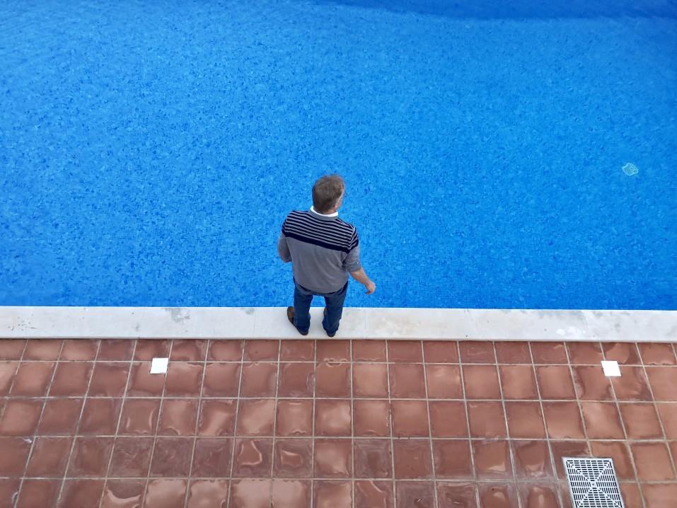inspecter piscine
