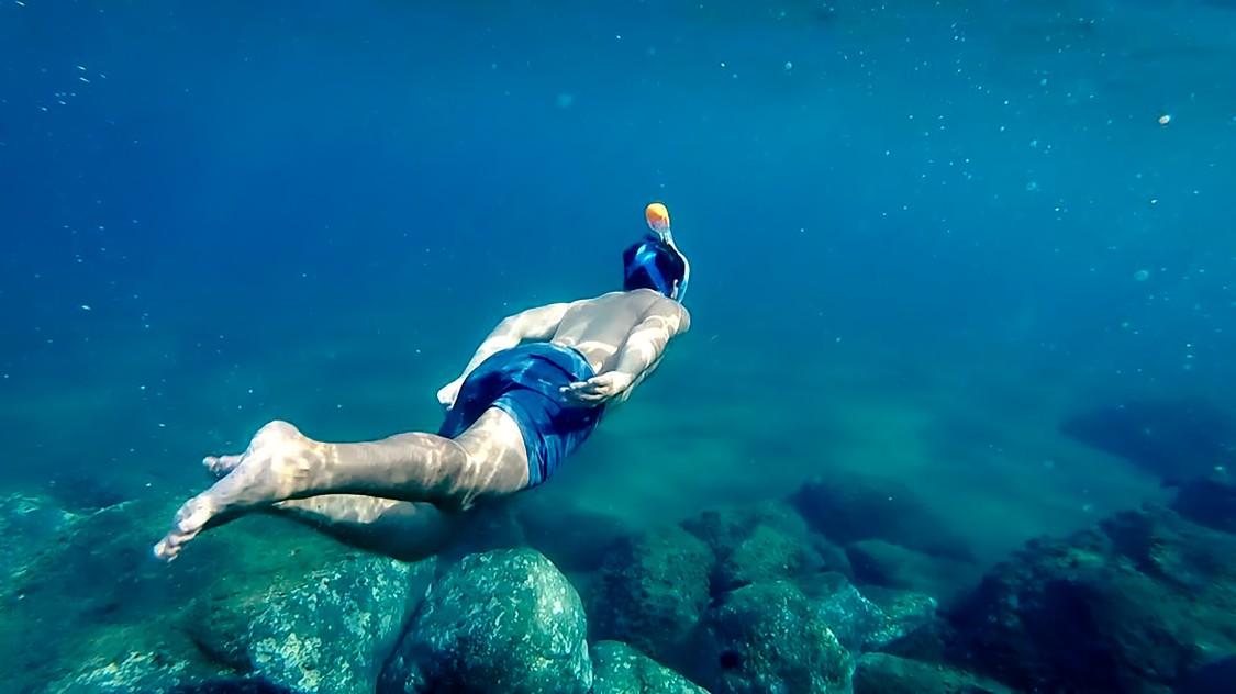 plongée en Sicile