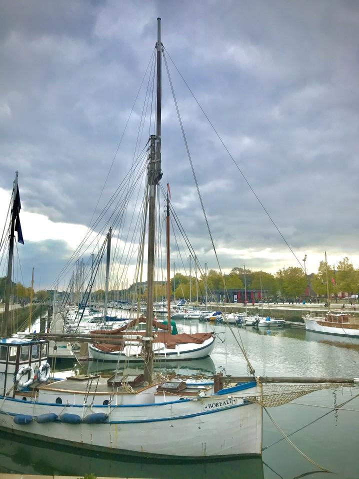 port Vannes en Bretagne