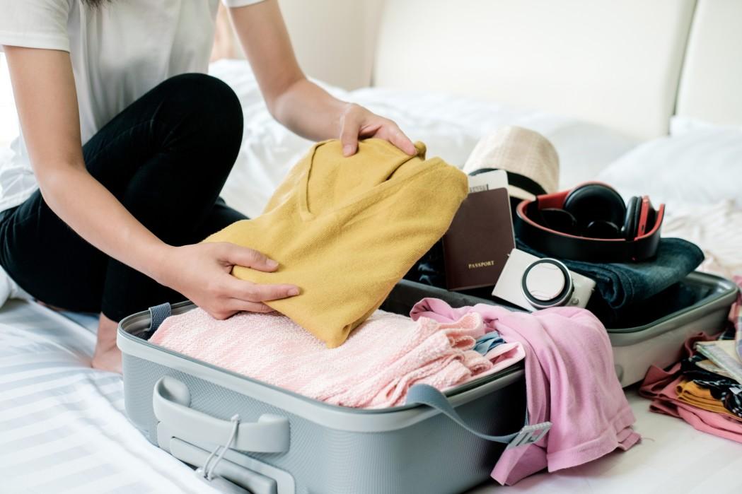 préparer valise