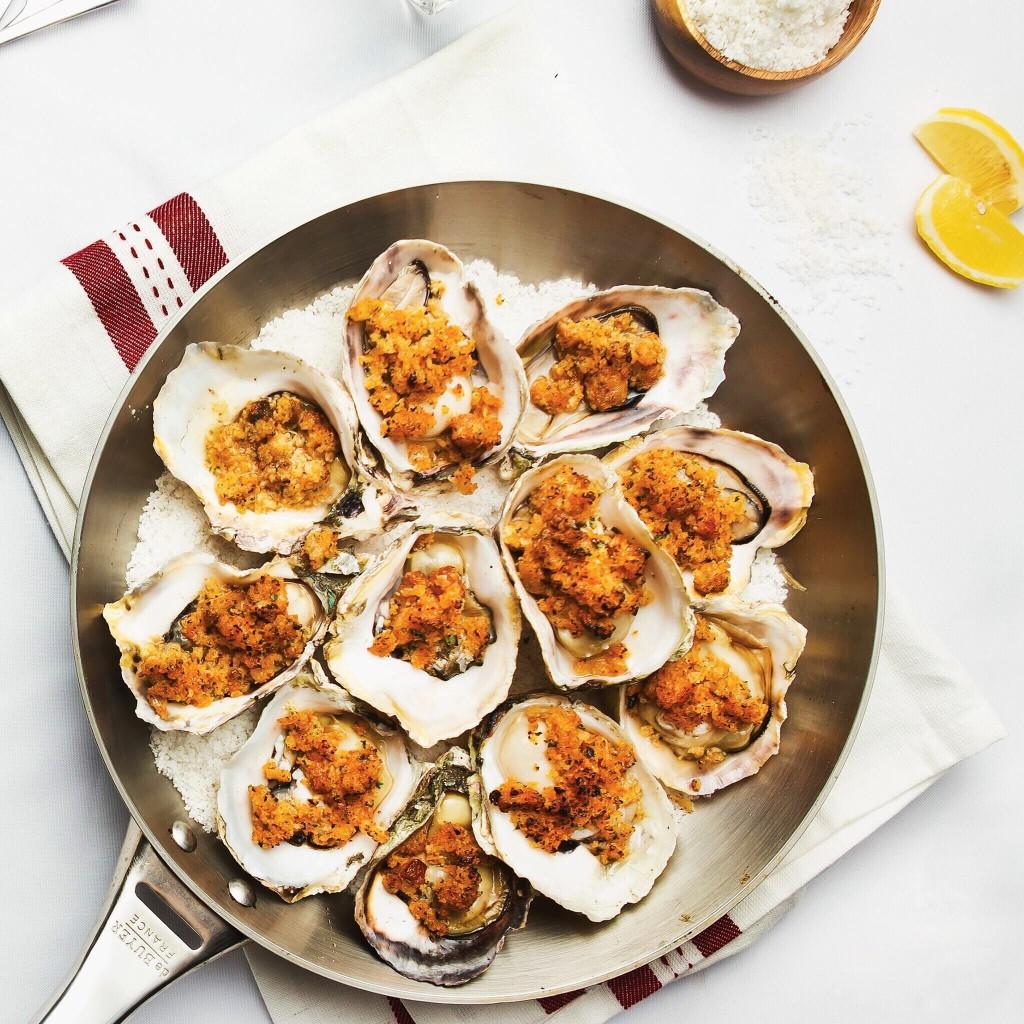 recette fruit de mer