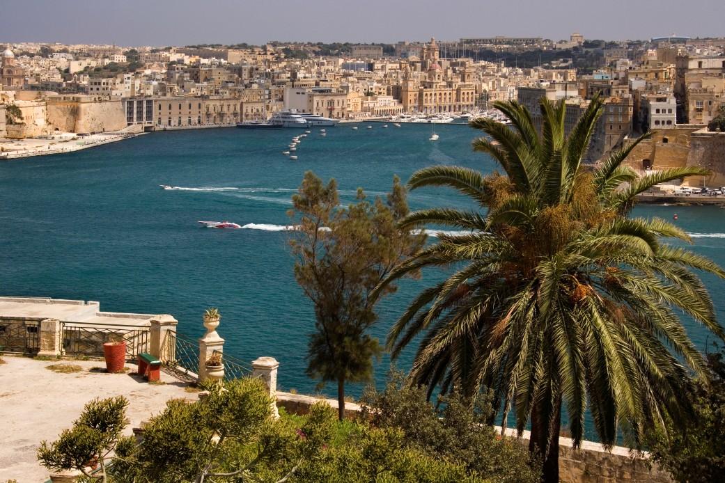vu sur hôtel à Malte